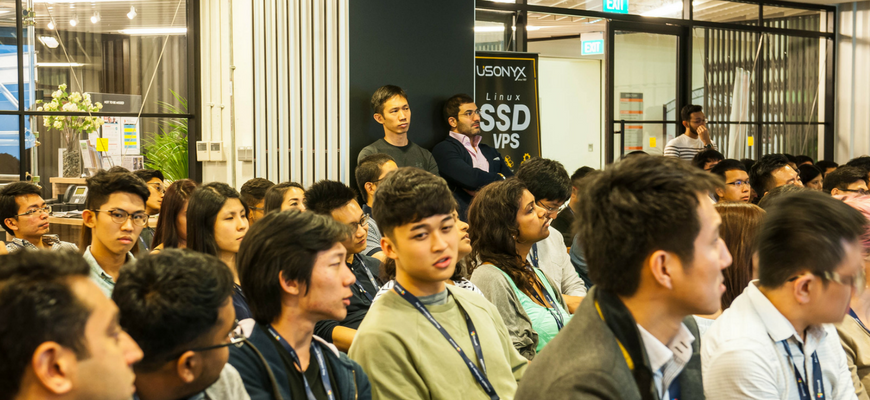 Startup Weekend Singapore: Experiencing the Excitement with Many Aspiring Entrepreneurs!