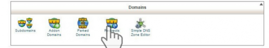 domain-redirection