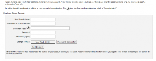 How to addon domain in cPanel [Shared Hosting Hack!] - Usonyx