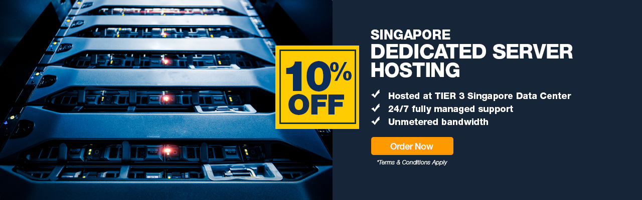 Usonyx Dedicated Server - 10% OFF