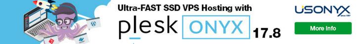 Plesk SSD VPS