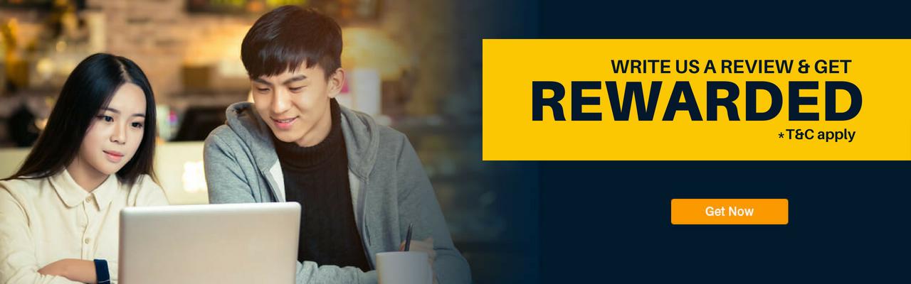 Usonyx Review Reward