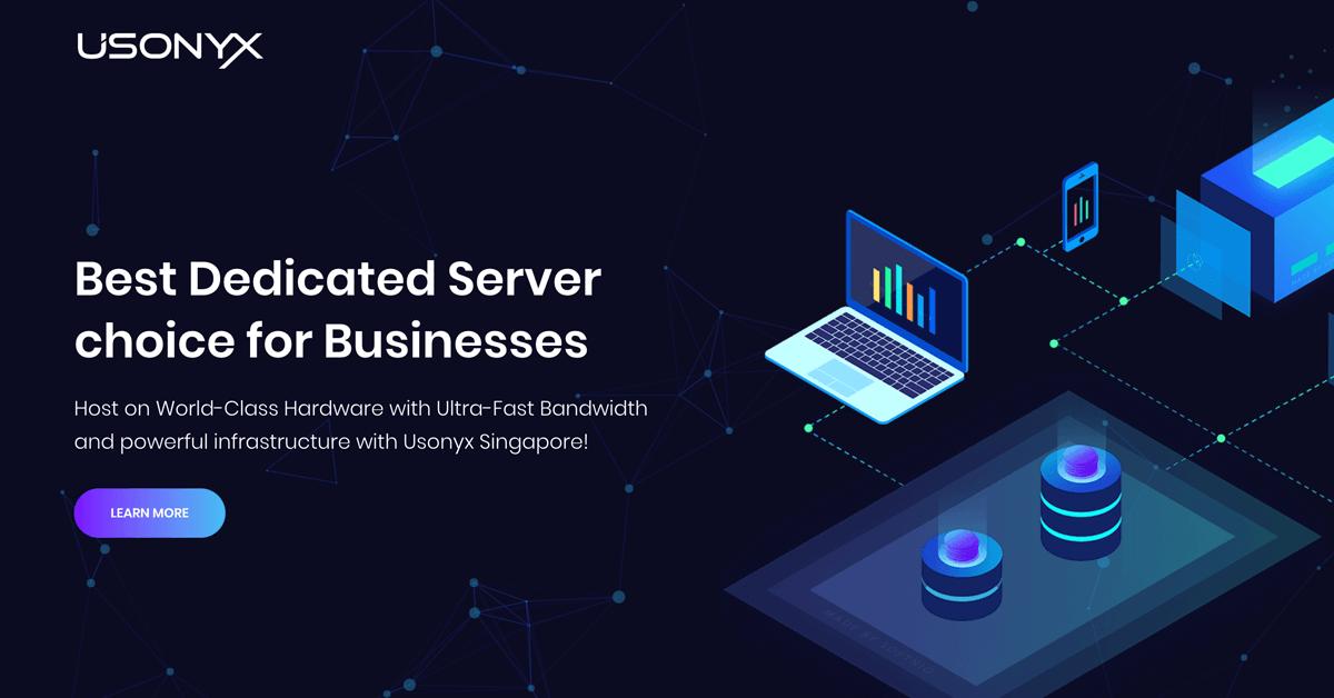 Singapore Dedicated Server - #1 Server Hosting Company in Asia