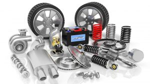 Automobile accessories sell online